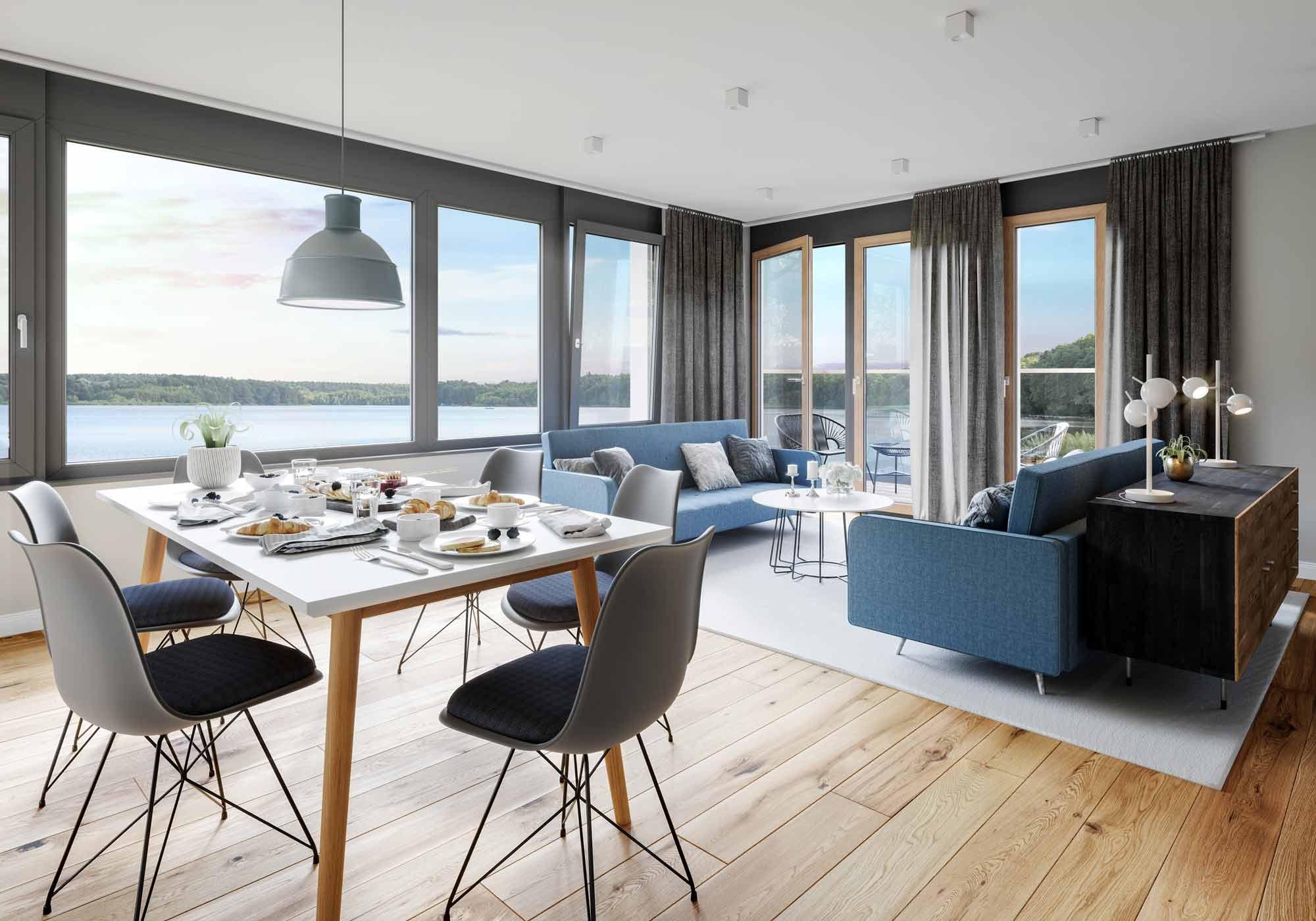 Berlin: Living Lichterfelde West 3 moderne, großzügige und helle Eigentumswohnungen
