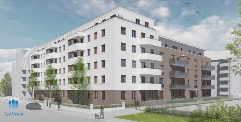 Leipzig – LIVING SALOMON: Neubau für Familien im Graphischen Viertel Neubau mit 41 wundervollen Wohnungen